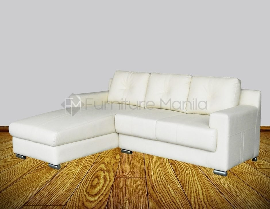 Mariena l shape sofa home office furniture philippines Home furniture laguna philippines