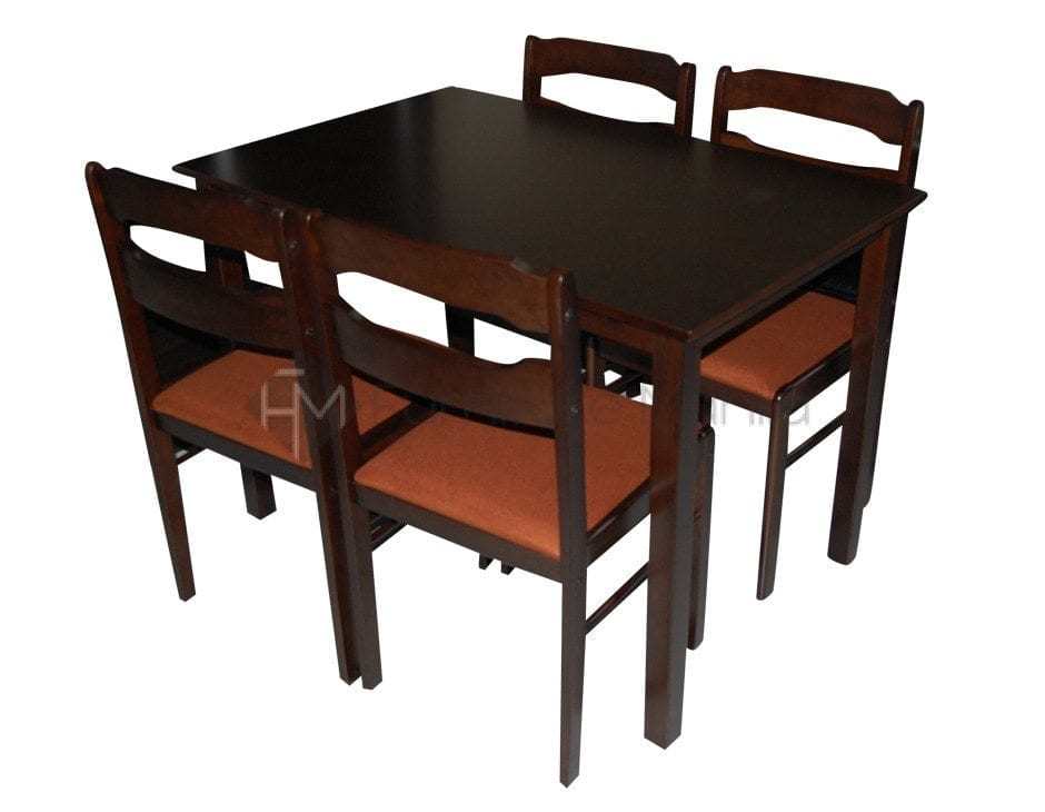 Keanne dining set home office furniture philippines Home furniture laguna philippines