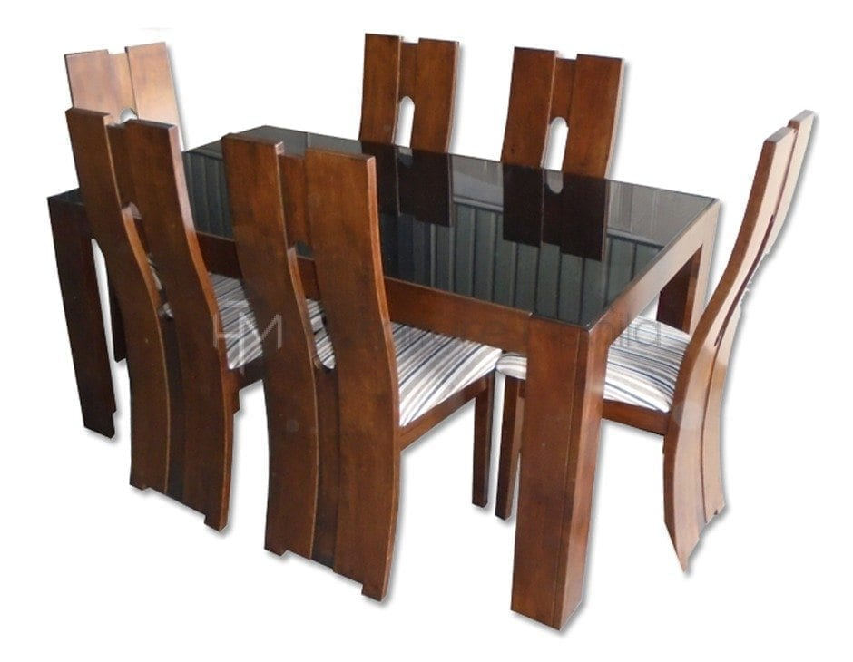 Merida Dining Set Home Office Furniture Philippines