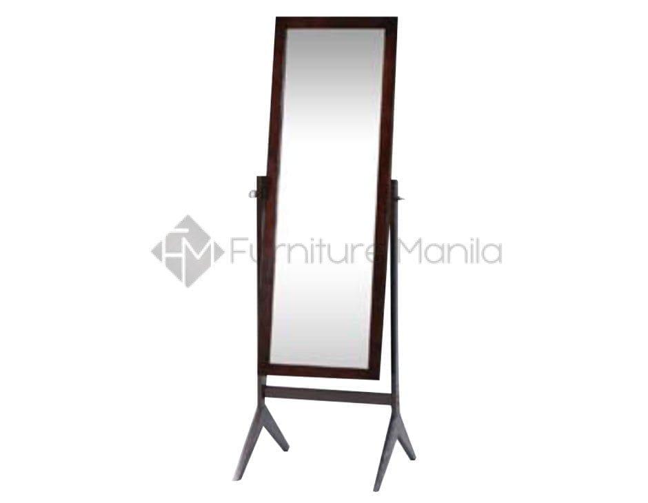 NY-4011-Stand-Mirror-Black