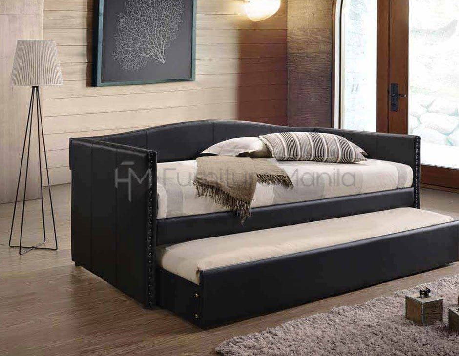 Bk500 Day Bed With Trundle Home Office Furniture Philippines