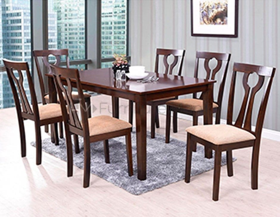 Clover Dining Set Home Office Furniture Philippines