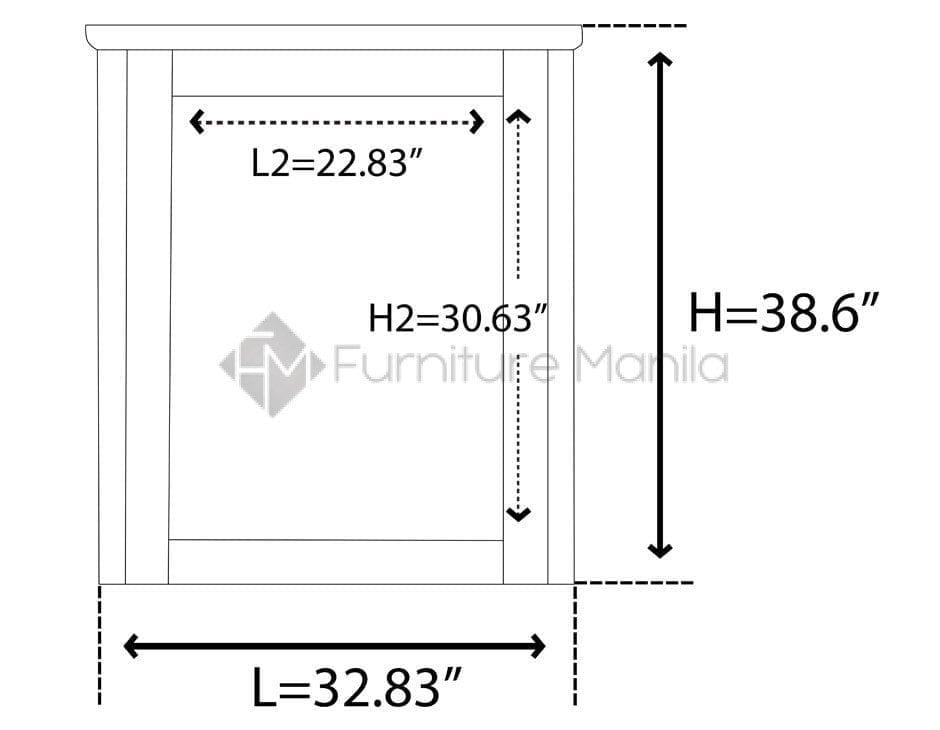 Liner-103-Mirror-Dimension