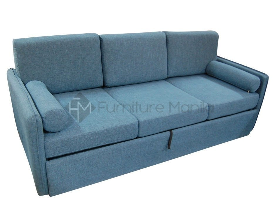 Emmanuel sofa bed home office furniture philippines Home furniture laguna philippines