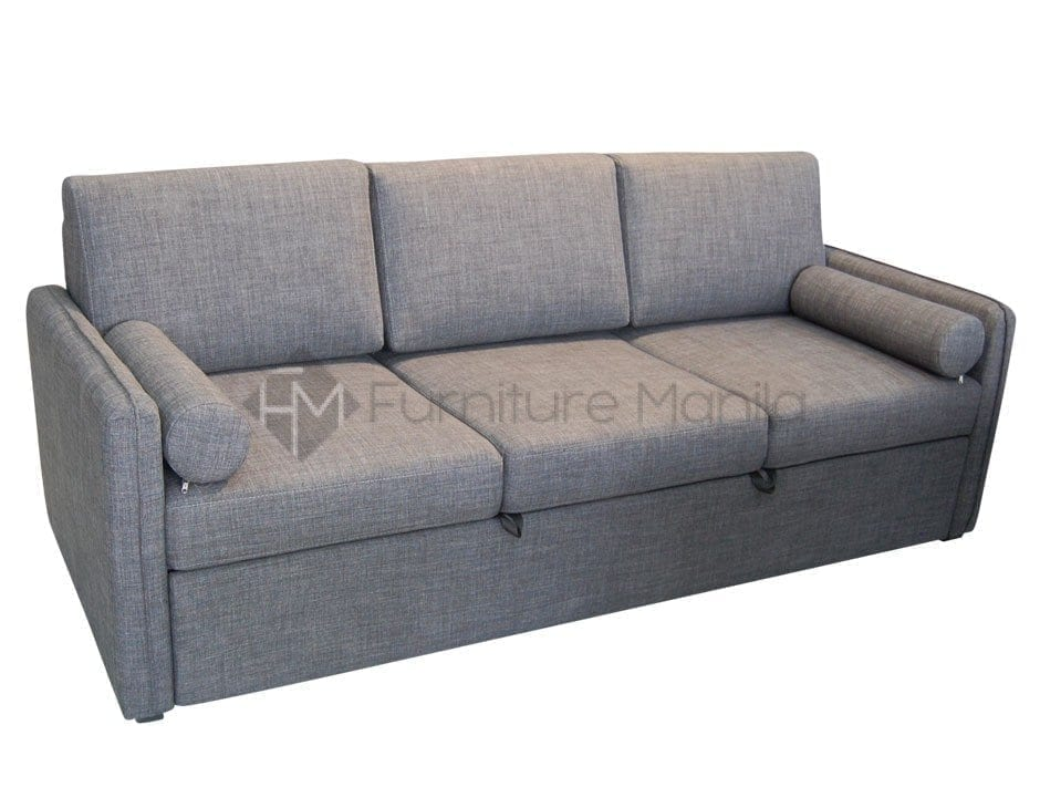 Emmanuel sofa bed home office furniture philippines for Sofa bed in philippines