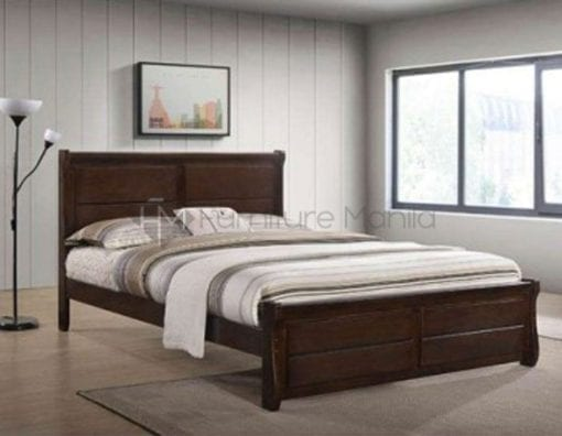 Miley Wooden Bed Home Office Furniture Philippines