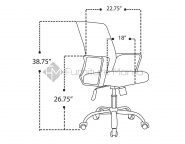 WD3011-OFFICE-CHAIR