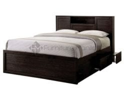 RUTI STORAGE BED FRAME