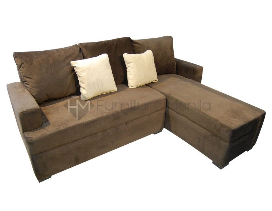 EC003 L-SHAPE SOFA | Home & Office Furniture Philippines