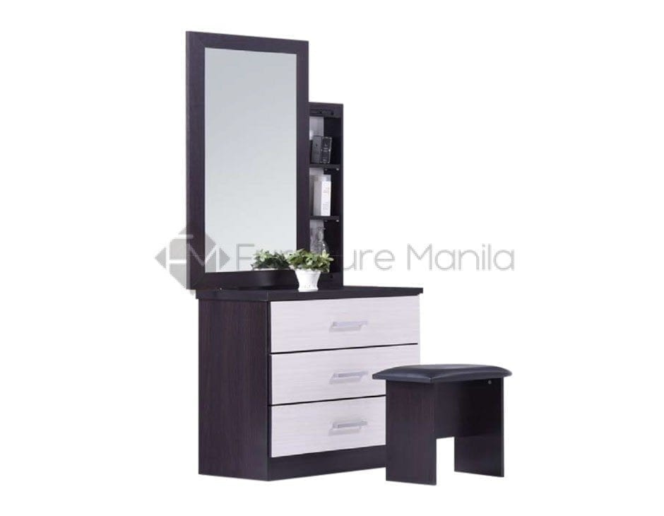 17004 dresser with stool home office furniture philippines Home furniture laguna philippines