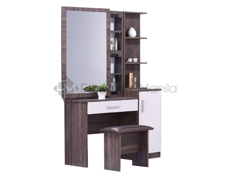 17008 Dresser With Stool Home Office Furniture Philippines