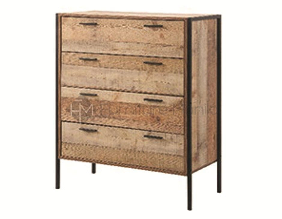 Rustic Chest Of Drawers Home Office Furniture Philippines