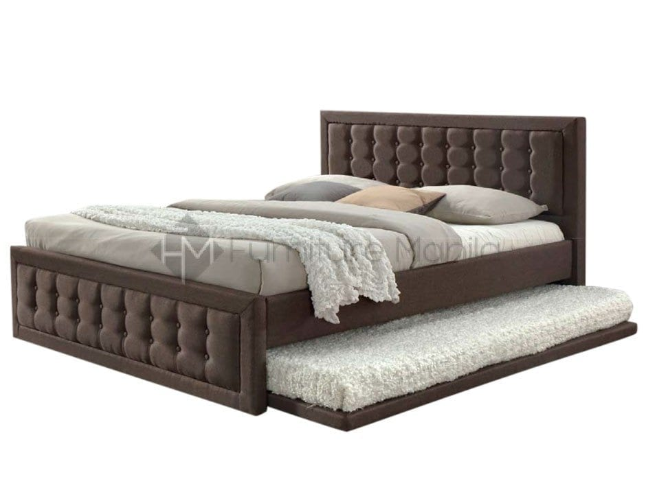 JAMIE BED WITH PULL OUT