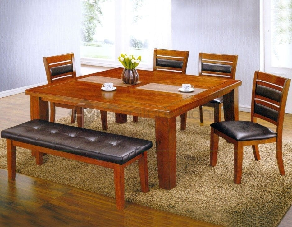 Aaron Dining Set Home Office Furniture Philippines
