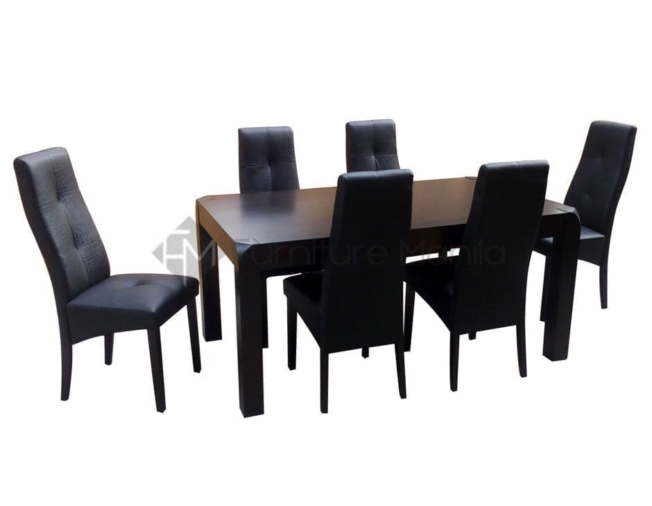 Emma dining set home office furniture philippines Home furniture laguna philippines