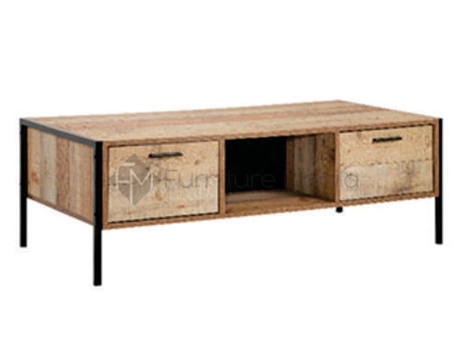 Rustic coffee table home office furniture philippines Home furniture laguna philippines