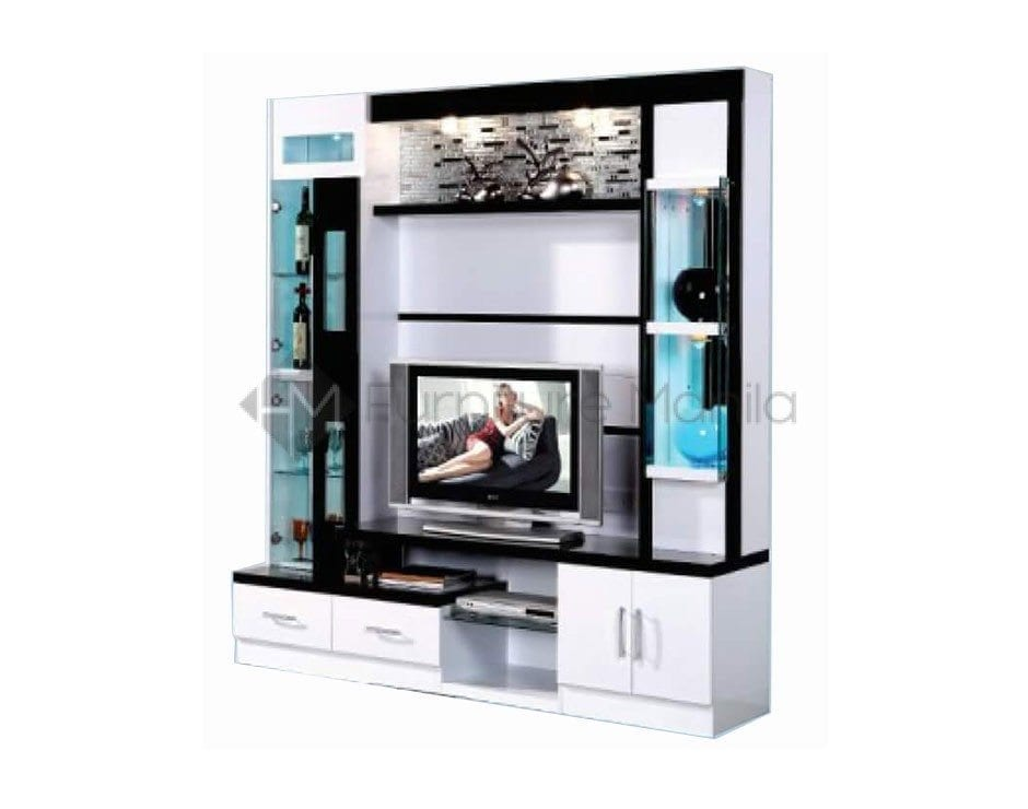 9910 Entertainment Cabinet Home Office Furniture Philippines