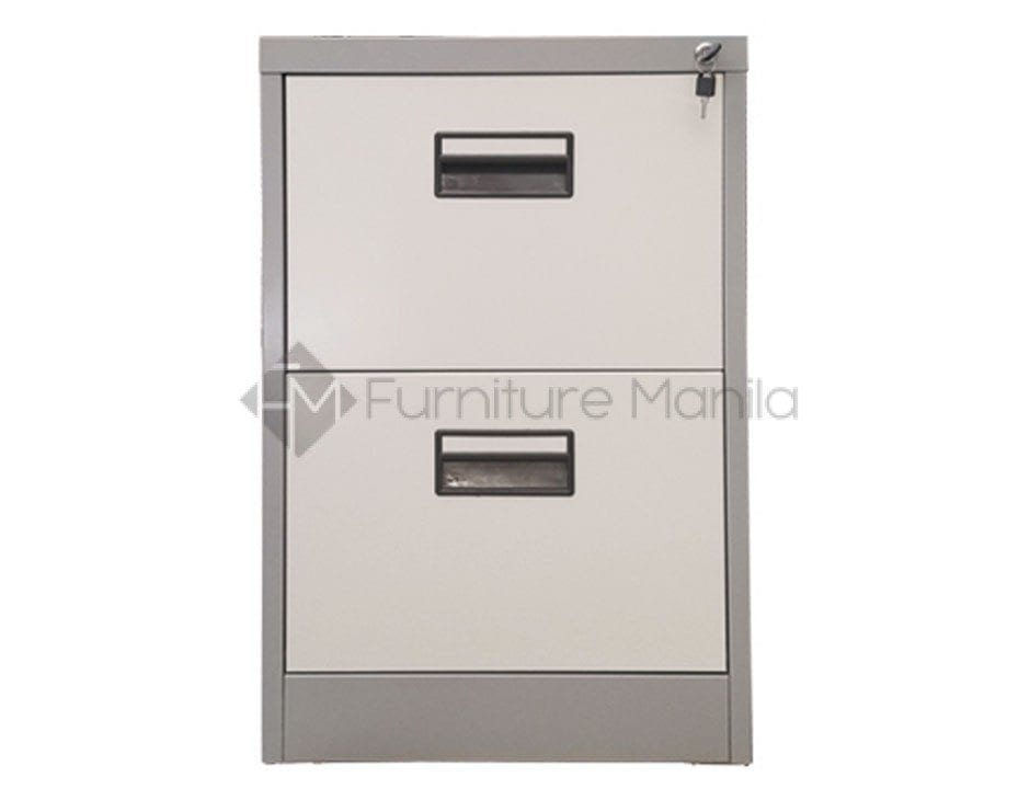 Ed0002 2 Layer Vertical Filing Cabinet Home Office Furniture