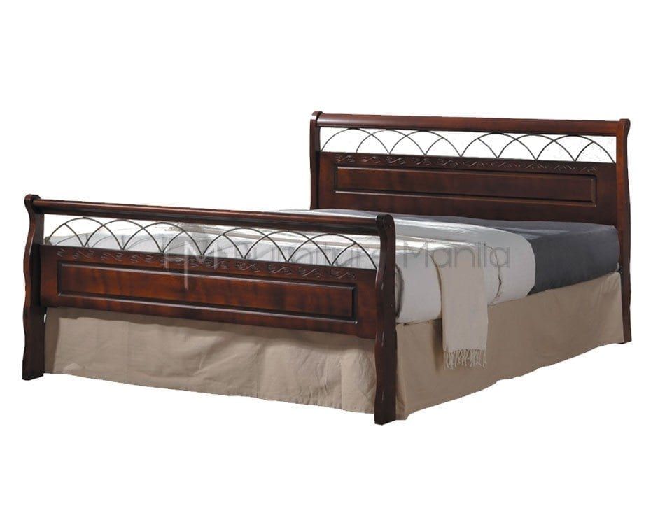 Angeline bed frame home office furniture philippines Home furniture laguna philippines