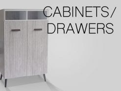 Cabinets/Drawers