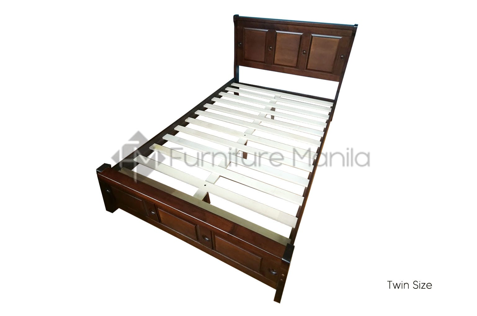 Kf1042 Wooden Bed Frame Furniture Manila