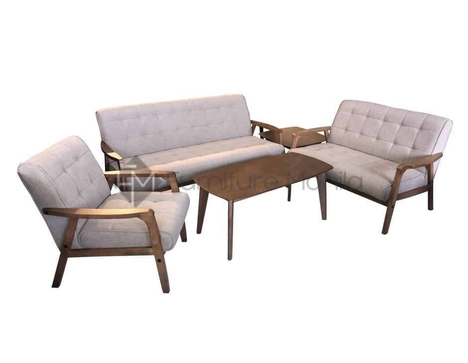 Stupendous Jacob Wooden Sofa Set Beutiful Home Inspiration Cosmmahrainfo