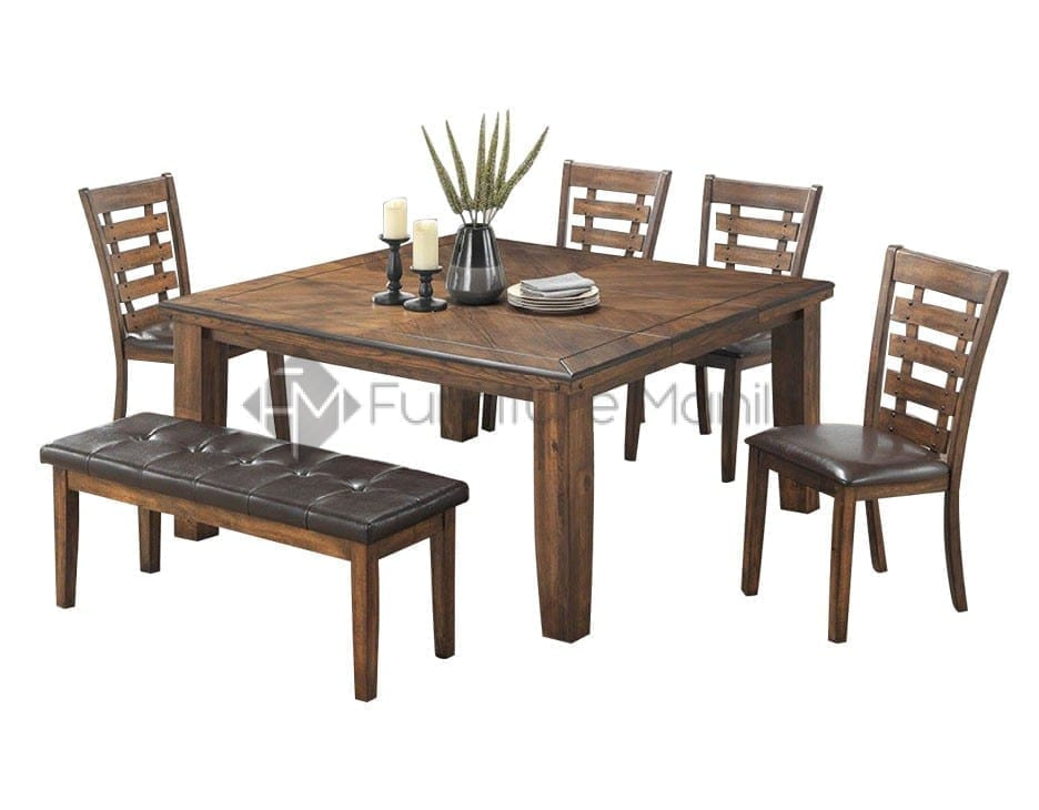 Dining Room Table Sets With Bench