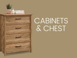 Cabinets & Chest