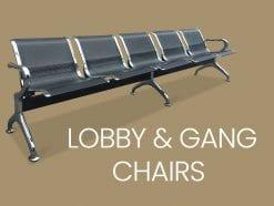 Lobby & Gang Chairs