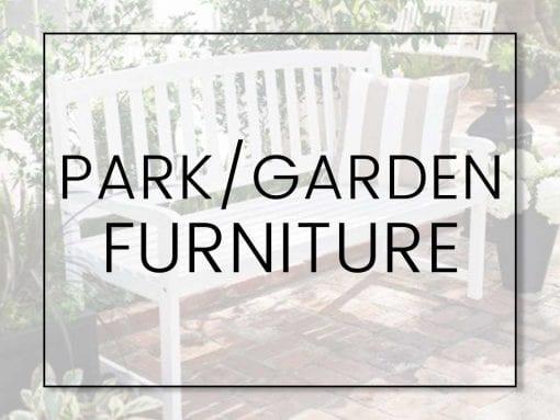 Park/Garden Furniture