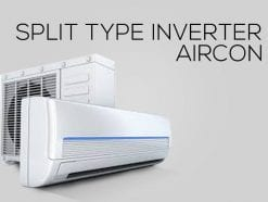 Split Type Inverter Aircon