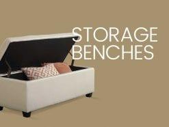Storage Benches