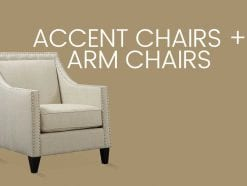 Accent Chairs + Arm Chairs