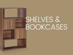 Shelves & Bookcases
