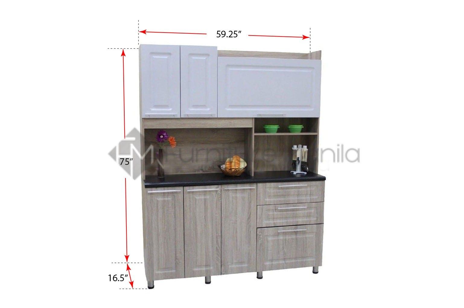 Zeus Kitchen Cabinet Furniture Manila